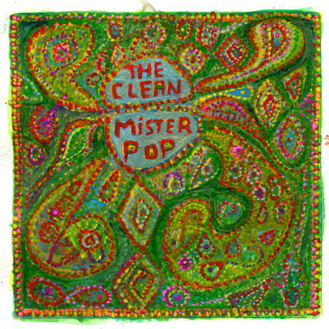 Clean, the – Mr. Pop – New LP