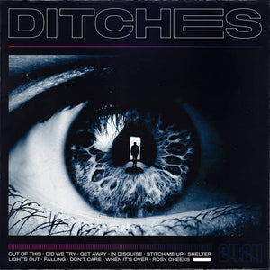 Ditches - S/T [IMPORT BLUE VINYL] – New LP