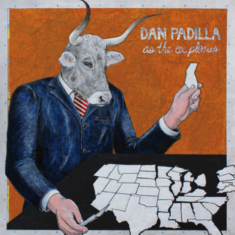 Dan Padilla - As the Ox Plows  –  New CD