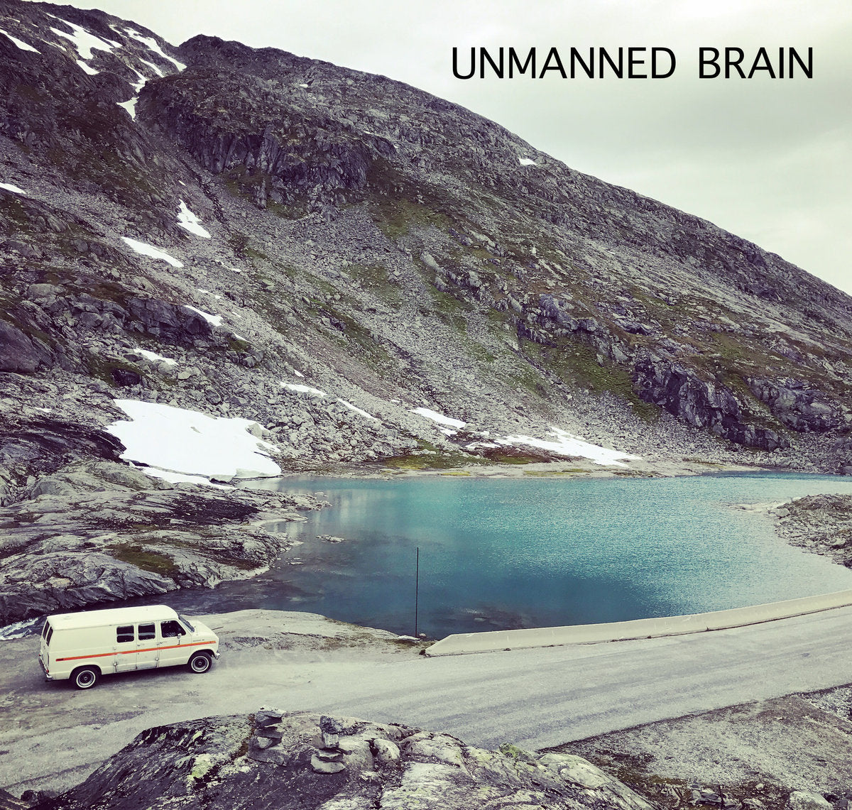Unmanned Brain - s/t 7""