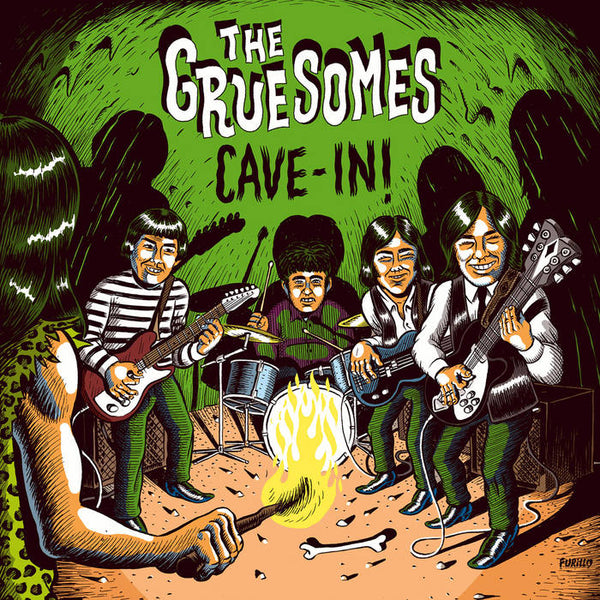 Gruesomes, The - Cave-In [IMPORT] – New LP