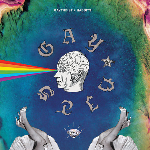 Gaytheist / Rabbits - GAY*BITS split - LP