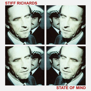 Stiff Richards -  State of Mind [IMPORT Green Noise EXCLUSIVE GREEN VINYL!!!]