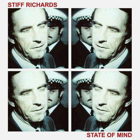 Stiff Richards -  State of Mind [PREORDER: IMPORT RED VINYL!!!] – New P