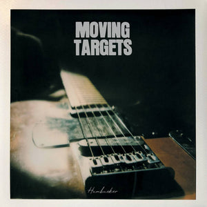 Moving Target - Humbucker [SILVER VINYL w/ CD] - New LP
