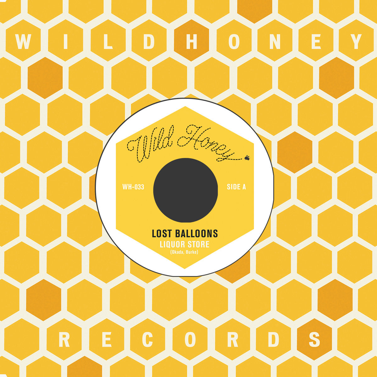 Lost Balloons - Liquor Store / Dirty Sandy 7'' [Import]