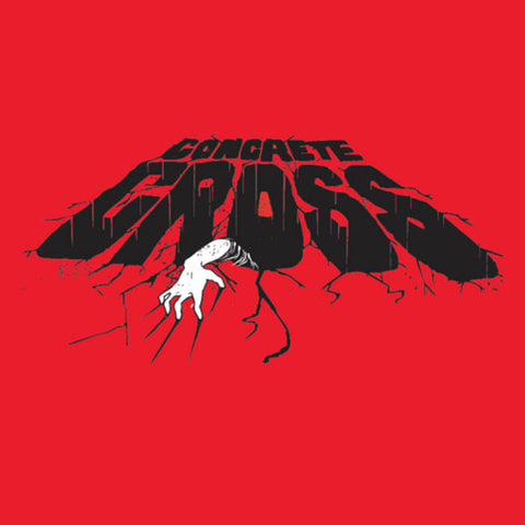 Concrete Cross - s/t - LP