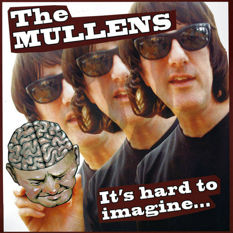 Mullens, the – It's Hard to Imagine... - New LP
