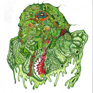 Timmy Vulgar's Genetic Armageddon – Music From The Other Side Of The Swamp – NewLP