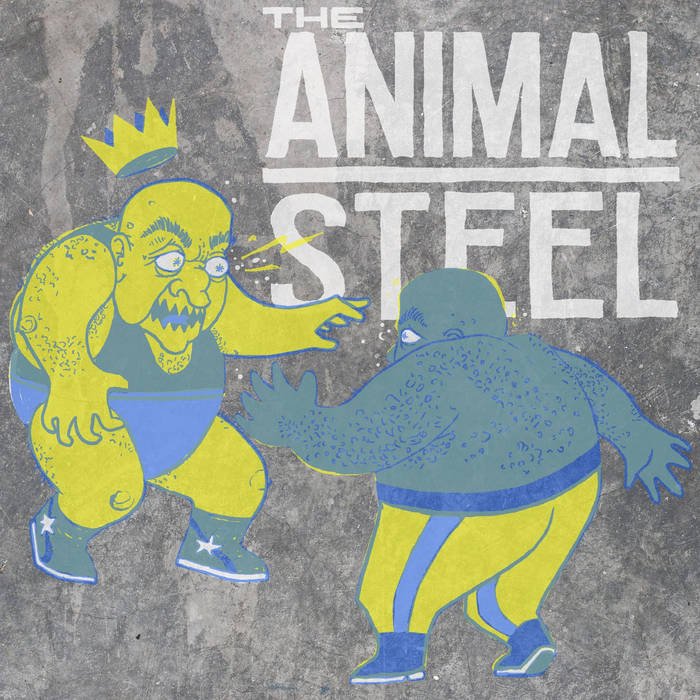 Animal Steel, the  – Smooth Jazz Chords – New flexi 7""