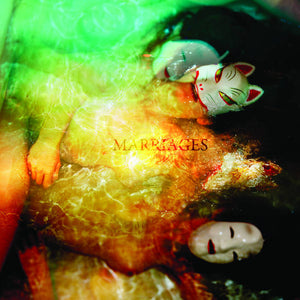 Marriages - Kitsune - LP
