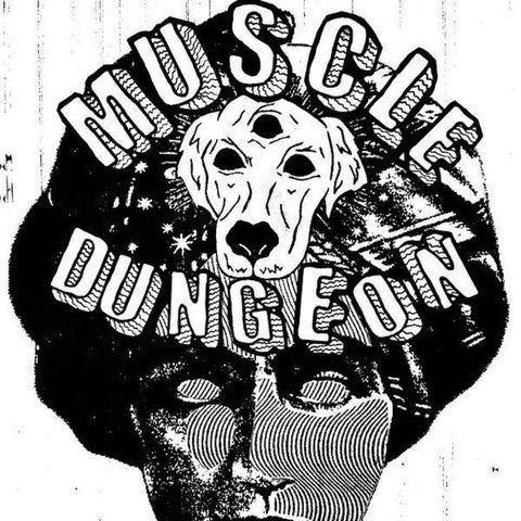 Muscle Dungeons / The Lightheads - Split - 7""
