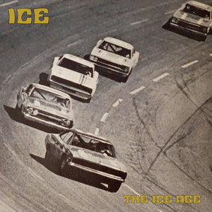 Ice  – The Ice Age – New LP