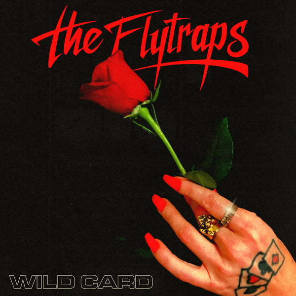 Flytraps, The – Wild Card – New LP