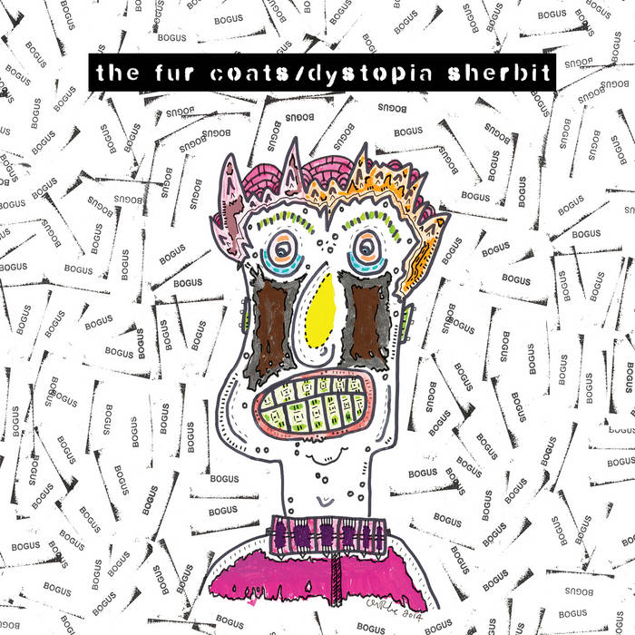 Fur Coats -  Dystopia Sherbit [2020] – New LP