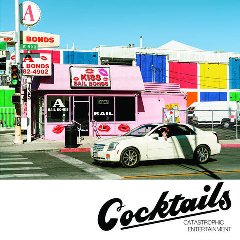 Cocktails – Catastrophic Entertainment [IMPORT GREEN VINYL] – New LP