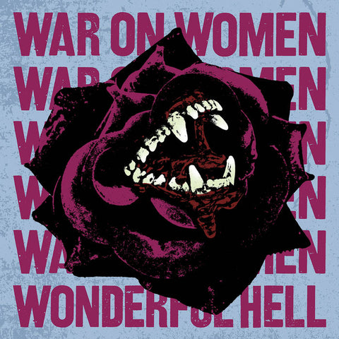 War On Women - Wonderful Hell [BONE-COLOR VINYL 2020] – New LP