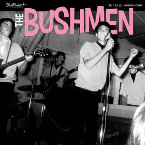 Bushmen, The - S/T [WHITE VINYL] -New LP