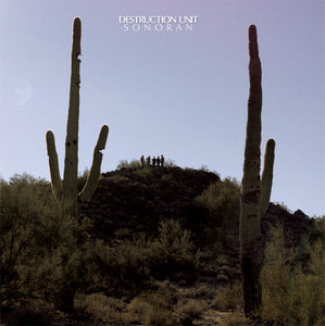 Destruction Unit - Sonoran - LP - Used
