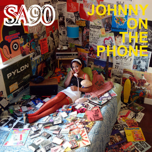 Johnny On The Phone - SA90 - LP