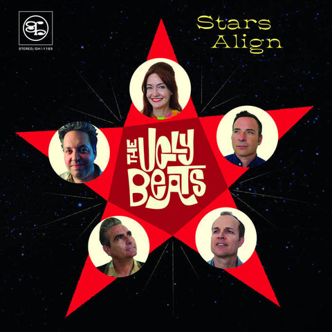 Ugly Beats, the – Stars Align – New LP