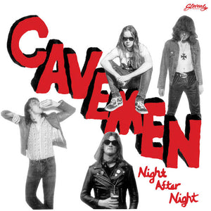 Cavemen – Night After Night – New LP