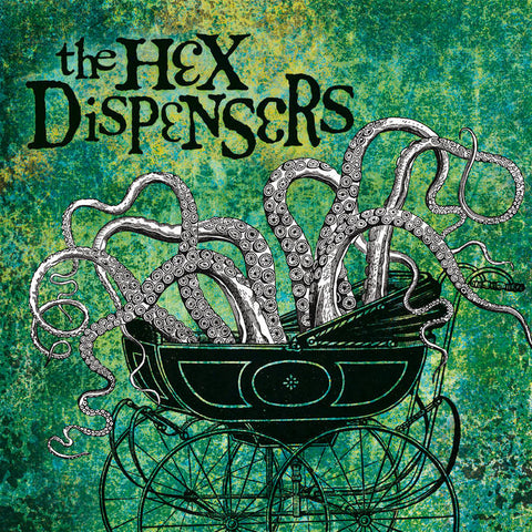 Hex Dispensers - s/t  [Import] - New LP