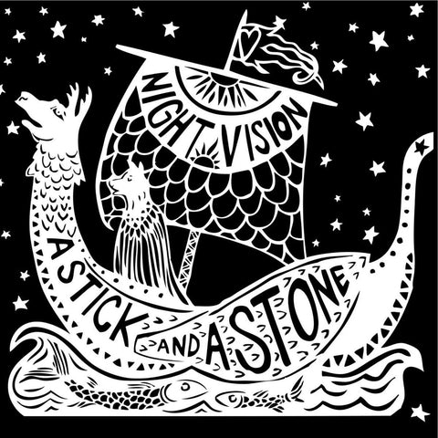 A Stick and a Stone - Night Vision - LP