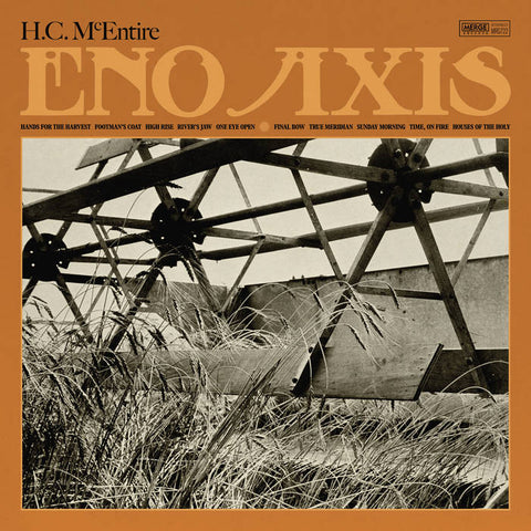 McEntire, H.C. - Eno Axis [COPPER MARBLE VINYL] - New LP