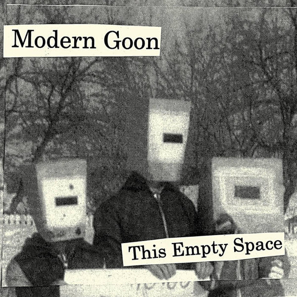 Modern Goon – This Empty Space EP – New 7""
