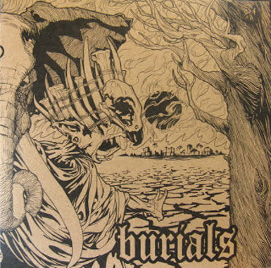 Burials - s/t - New LP