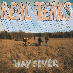Real Tears – Hayfever – New LP