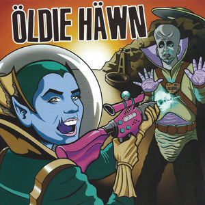 Öldie Häwn – S/T [Color Vinyl; Punk] – New 7""