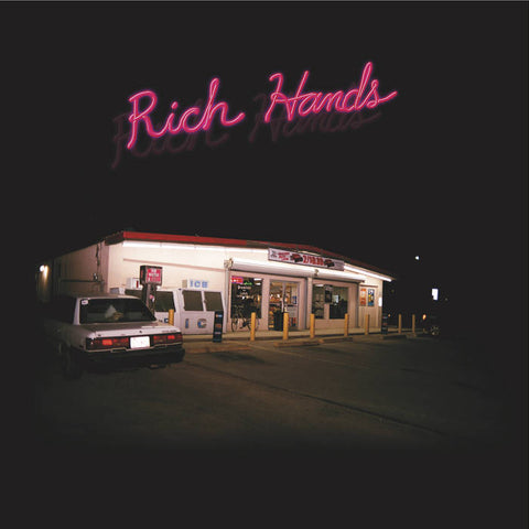 Rich Hands, the – Take Care – New LP
