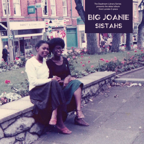 Big Joanie - Sistahs [IMPORT SILVER VINYL Black Feminist Sistah Punk] -New LP