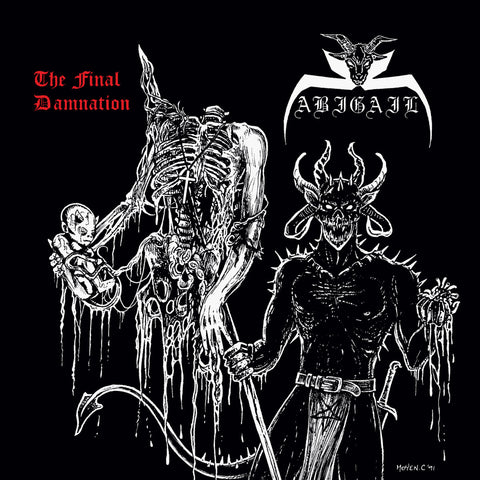 Abigail - The Final Damnation - LP