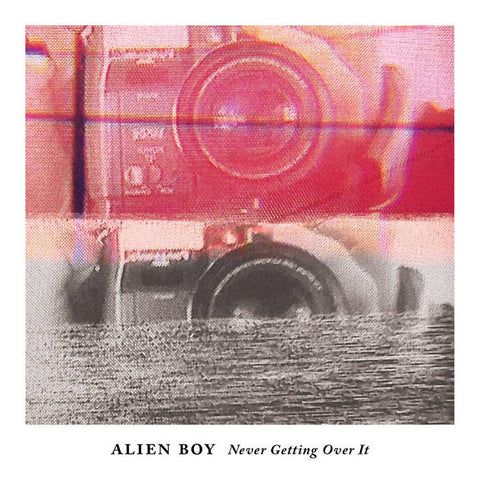 Alien Boy - Never Getting Over It cassette