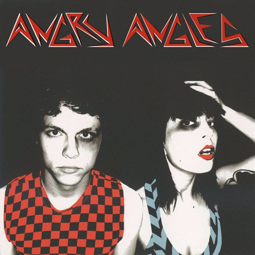 Angry Angles - s/t LP