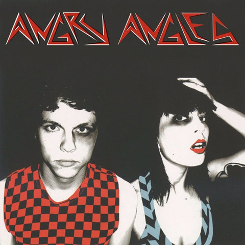Angry Angles - s/t - New LP