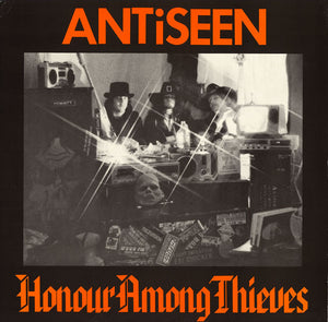 Antiseen - Honour Among Thieves