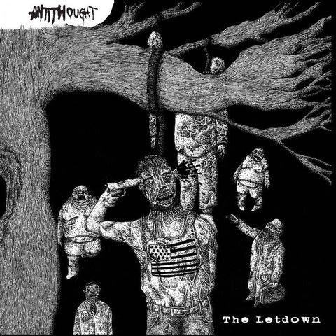 Antithought - The Letdown - New LP