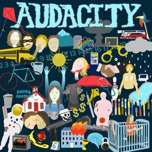 Audacity - Hyper Vessels - New LP
