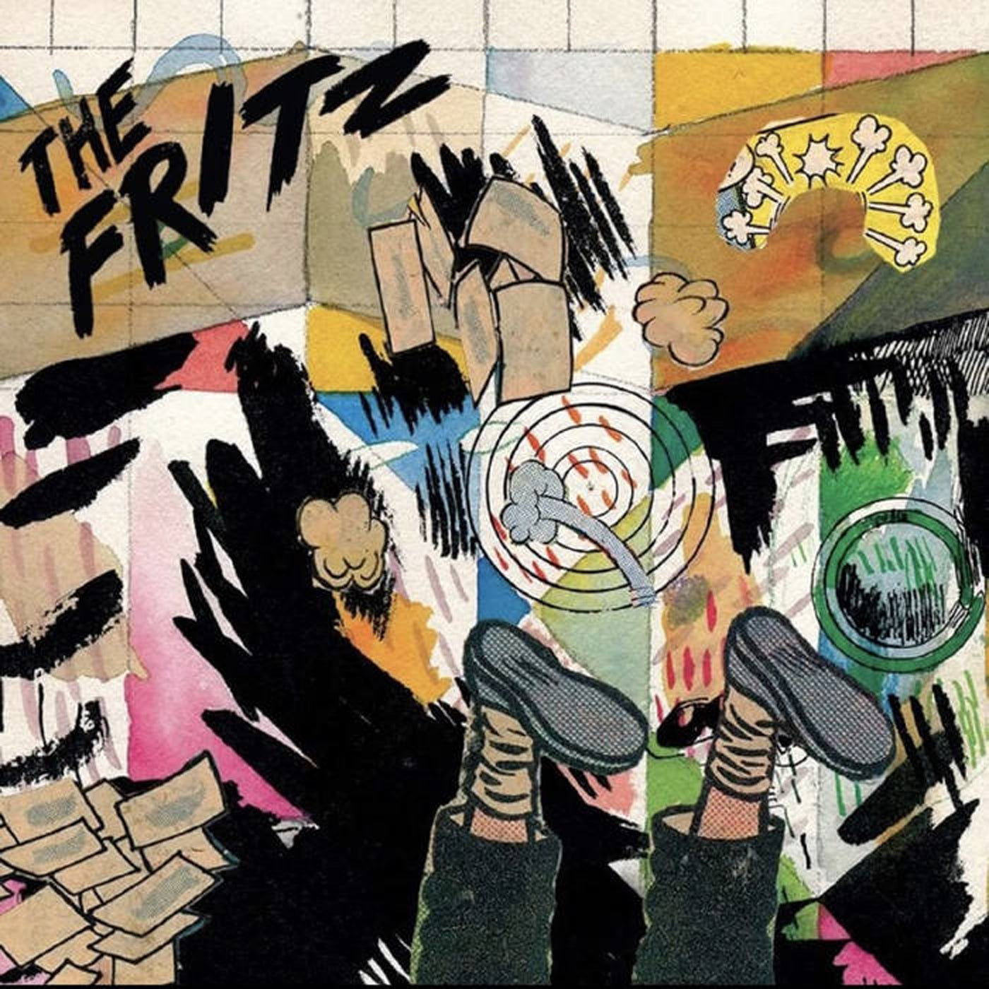 Fritz, The - s/t - LP [IMPORT]