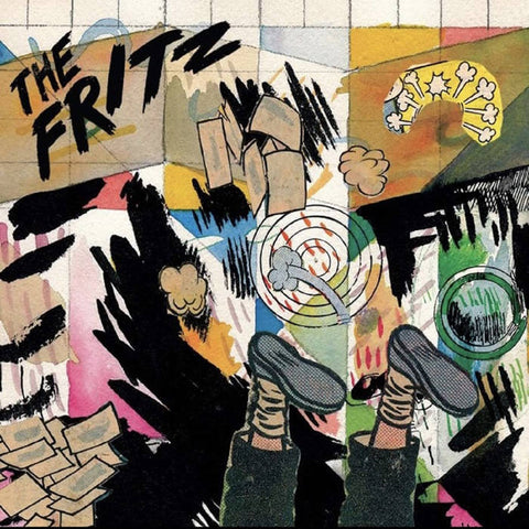 Fritz, The - s/t [IMPORT] – New LP