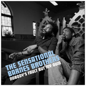 Sensational Barnes Brothers, The – Nobody's Fault But My Own – New LP