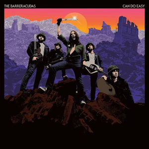 Barreracudas, The - Can Do Easy - LP [IMPORT]