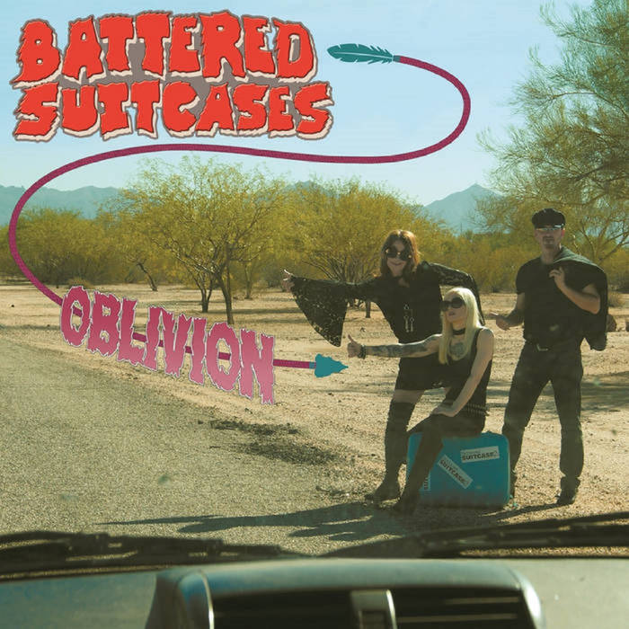 Battered Suitcases – Oblivion – New LP