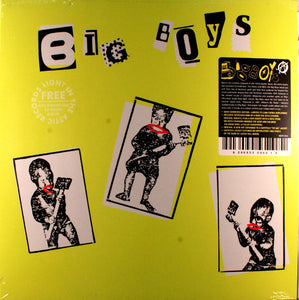 Big Boys -Where's My Towel / Industry Standard - Used LP