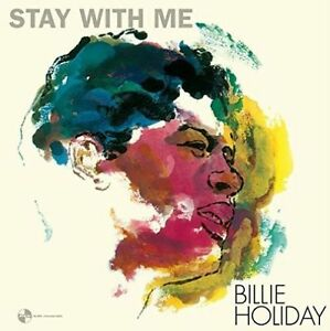 Holiday, Billie  - Stay with Me - New LP