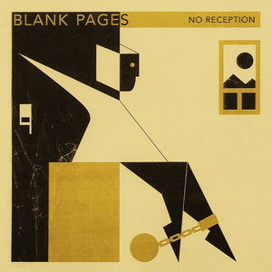 Blank Pages - No Reception - New 7""